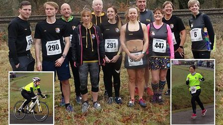 Three Counties Running Club have a successful weekend of parkruns, multi-terrain 10ks and duathlons.