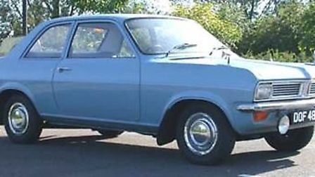 Cars that came to life in 1963 - Vauxhall Viva. Photo: Wiki