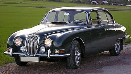 Cars that came to life in 1963 - Jaguar S type. Photo: Wiki