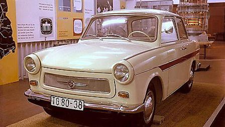 Cars that came to life in 1963 - Trabant 601. Photo: Wiki