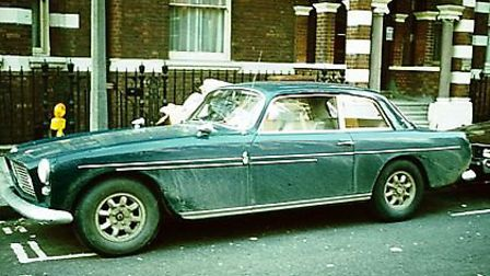 Cars that came to life in 1963 - Bristol 408. Photo: Wiki