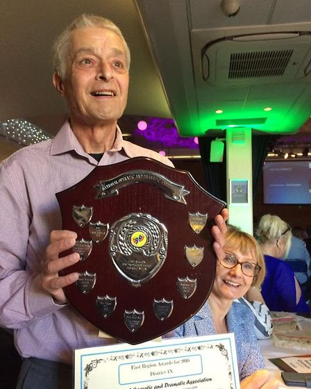 Tribute is paid to Emlyn Moment, a stalwart of the Angles Theatre in Wisbech