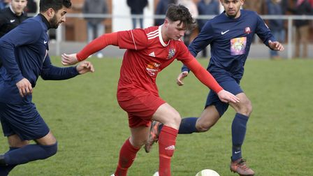 Danny Setchell scored a penalty and created three other goals in Wisbech Town's 6-3 victory against