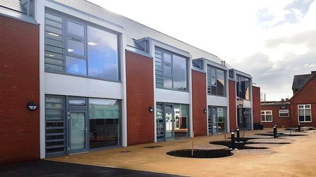 Builders R G Carter complete first phase of £5.8m re development of Wisbech schools site New classro