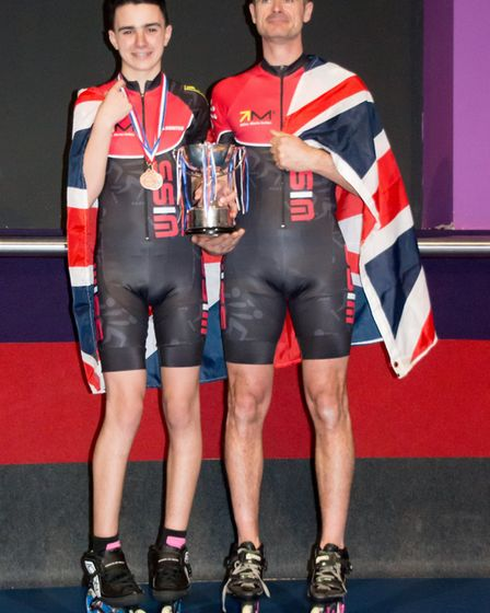 Wisbech Inline Speed Skaters brought home 30 medals between them and seven new British Champions at