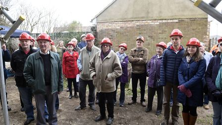 An open day to show the public how work is progressing at Wisbech General Cemetery PHOTO: Ian Carter
