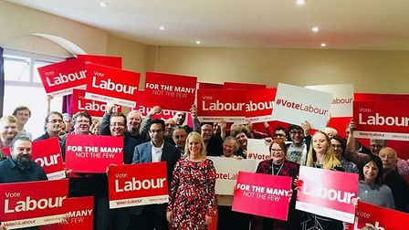 Hatfield Villages borough councillor Tara-Mary Lyons has been selected as Labour's parliamentary can