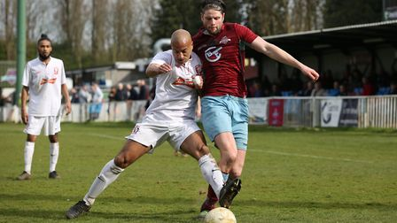 Ash Kersey's late header earned Welwyn Garden City a draw at home to Tring Athletic in the Spartan S