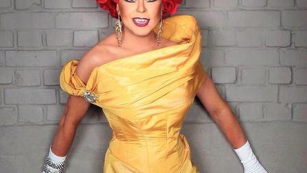 New shoes, new show, old earrings, La Voix is at the Broadway Peterborough on Friday April 13.