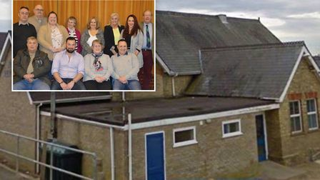 Murrow Village Hall has been saved after concerns the community centre would have to be closed than