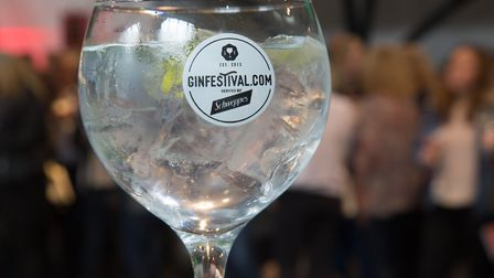 Gin Festival is set to return to St Albans. Picture: Tom Marshall.