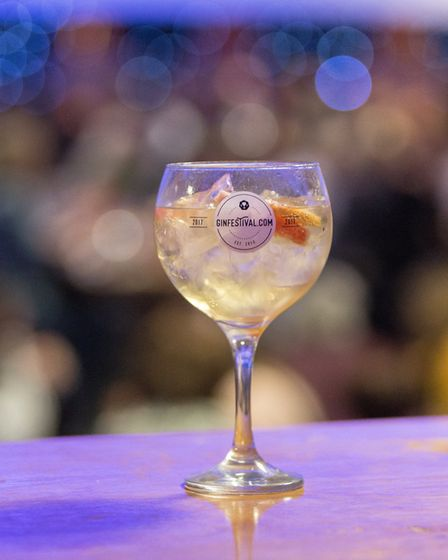 Gin Festival is the original biggest, and best UK gin festival - www.ginfestival.com [Picture: Tom M