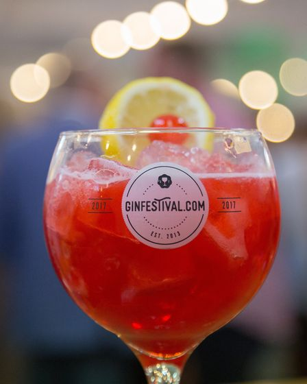 Gin Festival is the original, biggest and best UK Gin Festival. [Picture: Tom Marshall]