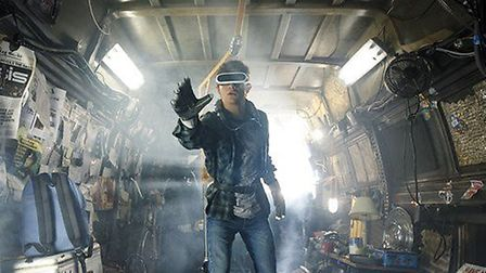Steven Spielberg's Ready Player One is at the LIght Cinema in Wisbech