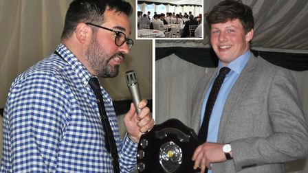 The Wisbech Rugby Club held their annual awards evening, celebrating the adult and junior team membe