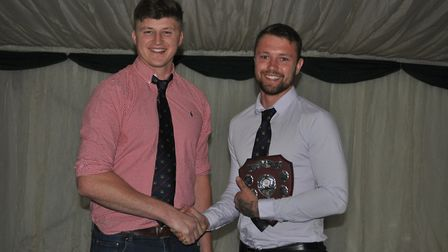Harry Newman - The Wisbech Rugby Club held their annual awards evening, celebrating the adult and ju