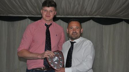 Ricky Harnwell - The Wisbech Rugby Club held their annual awards evening, celebrating the adult and