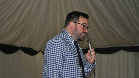 Olly Mackett - The Wisbech Rugby Club held their annual awards evening, celebrating the adult and ju