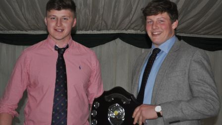 Henry Lankfer - The Wisbech Rugby Club held their annual awards evening, celebrating the adult and j