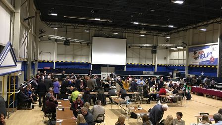 The count in Campus West.