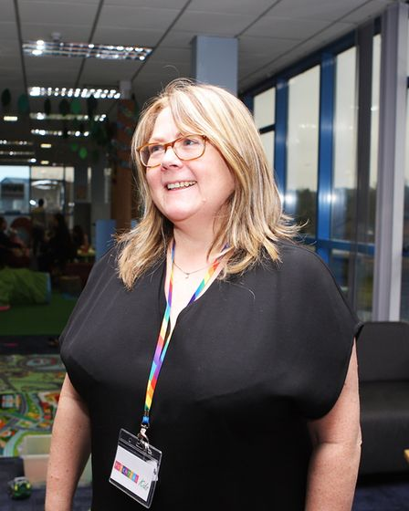 Hatfield Connect Reopening - Angela Gaughan.Picture: Karyn Haddon