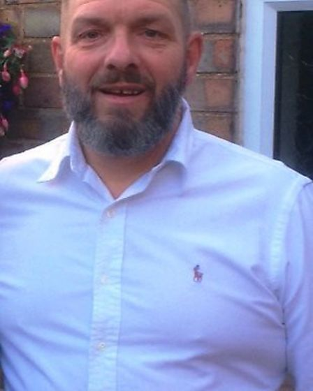 Mark Collins, of Whittlesey, died at the scene of the collision.