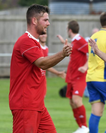 Josh Ford has left Wisbech Town. Picture: IAN CARTER