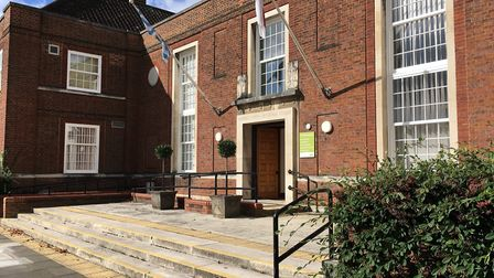 The Old Courthouse in Hatfield, where the inquest was held. Picture: JP Asher