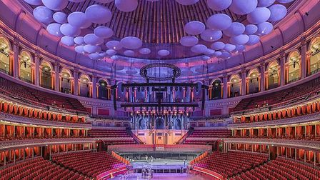 Could you bring Wisbech's story to the Royal Albert Hall and present an awards event alongside Sir L