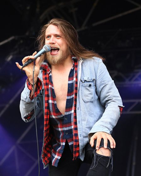 The Audition at Slam Dunk South 2018 Hatfield (pic: Kevin Richards)