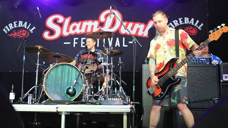 Guttermouth at Slam Dunk South 2018 Hatfield (pic: Kevin Richards)