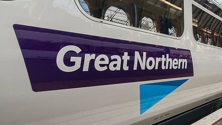 Welwyn Garden City commuters left stranded at train station. Picture: Great Northern.
