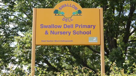 Swallow Dell Primary School. Picture: Danny Loo