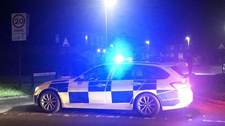 A man has suffered 'serious injuries' after being struck by a car – that didn't stop – in Wisbech la