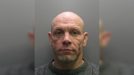 Leon Brazil (pictured) of Wisbech has been jailed for three years following a horrific attack on his