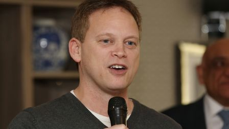 Grant Shapps. Picture: Danny Loo