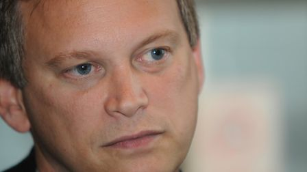 MP Grant Shapps