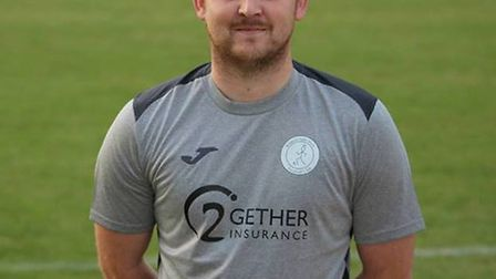 Arran Duke is now joint manager of Wisbech St Mary along with Mark Warren.