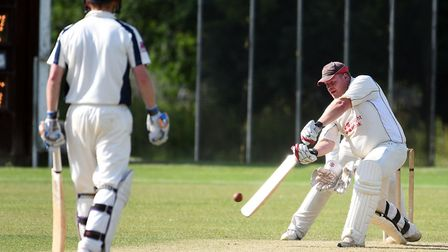Wisbech captain Gary Freear wants more runs from his side. Picture: IAN CARTER