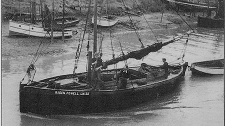 You can now take a trip on board a restored fishing boat from the 1900s (picture)? Well you're now i