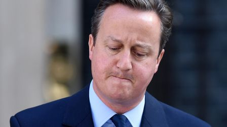 David Cameron announces his resignation (Photo by Kate Green/Anadolu Agency/Getty Images)
