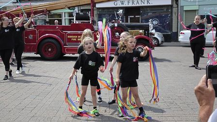 Wisbech played host to Arles visitors - our twin town - on Sunday with a range of events in the town