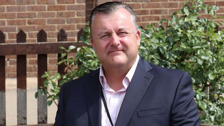 Rob Gurney. Picture Herts Constabulary.