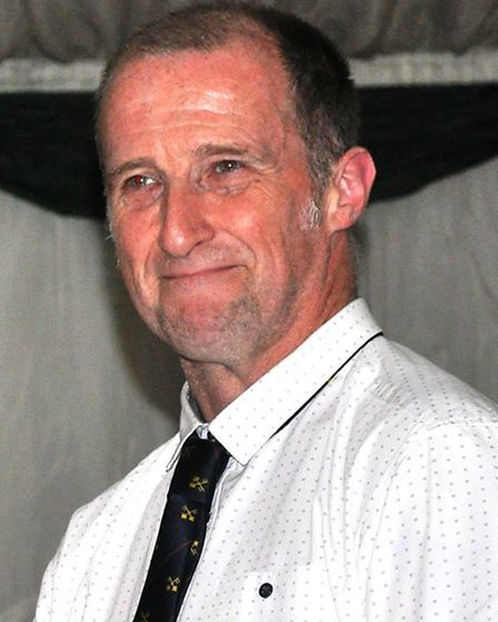 Chris Hare, vice chairman of Wisbech Rugby Club. PHOTO: Wisbech Rugby Club