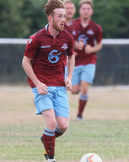 George Ironton in action for WGC.Picture: Karyn Haddon