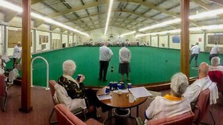 The Hudson Indoor Bowls Club Wisbech is opening it's doors on September 2 at 10 am to welcome all b