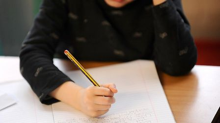 Thousands of secondary school starters in Hertfordshire didn't achieve the SAT standard. Picture: Ra