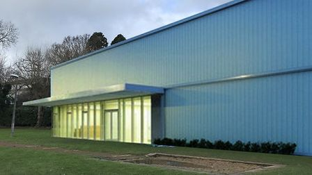 An artist's impression of Mount Grace School's new sports hall. Picture: Mount Grace.