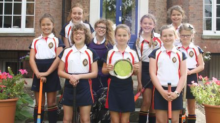 Oundle's annual Junior Hockey competition, the Laxton Tournament, took place on 12 September 2018 an