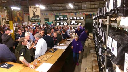 Here's what to expect at Elgood's beer festival - this scene was from the 2017 event.